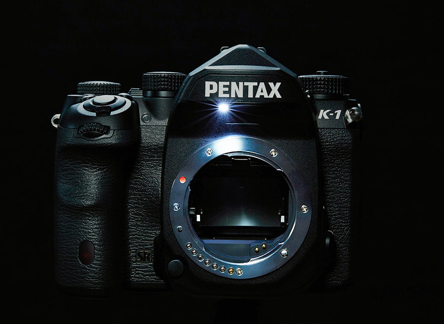 Pentax K-1 por solo 1.999 y otros grandes descuentos