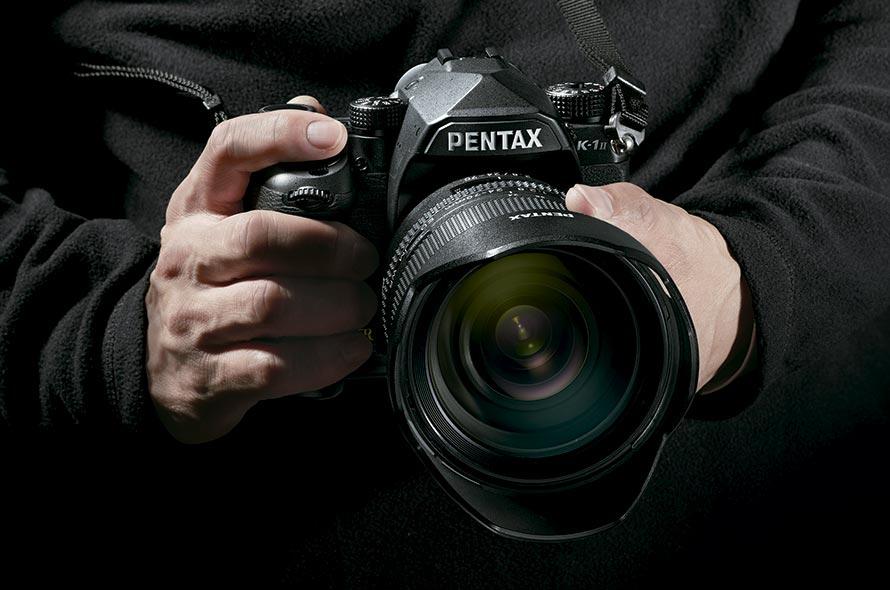 La Pentax K-1 Mark II llegará a finales de marzo con mejoras en la calidad de imagen y el enfoque