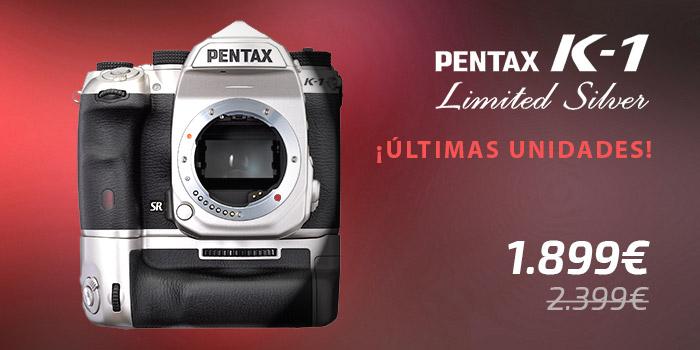 Pentax K-1 Silver
