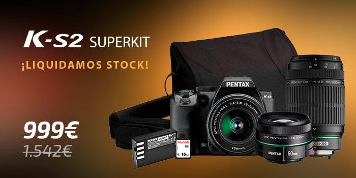 Pentax KS2 kit
