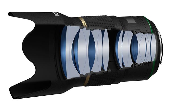 Pentax 50mm f1.4 FA Star SDM AW