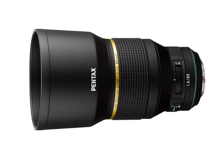 Pentax 85mm f1.4 FA HD Star