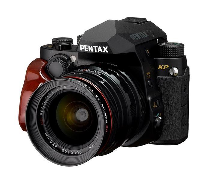 Edición limitada de la Pentax KP
