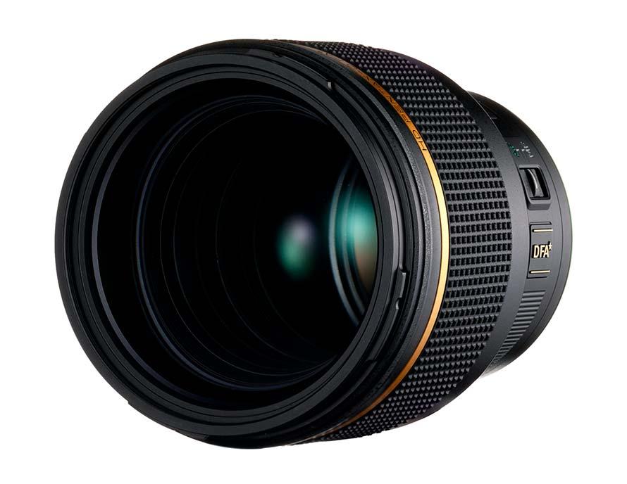 Ricoh anuncia el desarrollo del Pentax 85mm f1.4 HD Star con la intención de lanzarlo en 2020