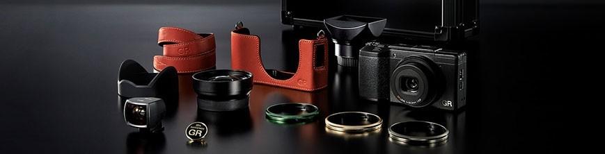 Ricoh GR | cámara y accesorios