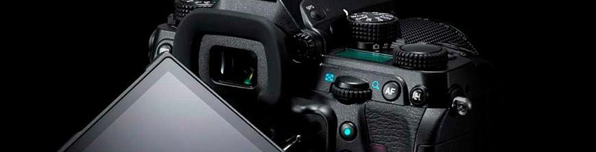 Pentax K1 | Ofertas cámara full-frame