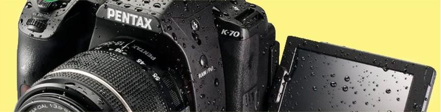 Pentax K70 | Comprar cámara réflex APS-C