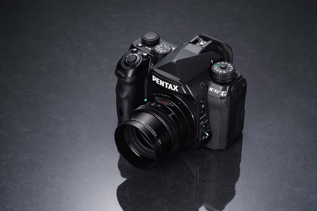 Pentax 77mm Limited HD
